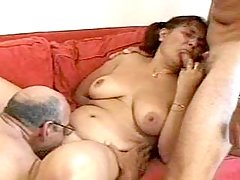 Chubby whore in hot sex great bbw