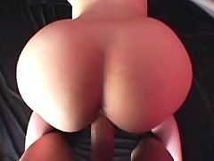 Pregnant chick fucks and gets cumload on face great bbw