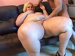 Megafat lady w huge ass gets fucked great bbw