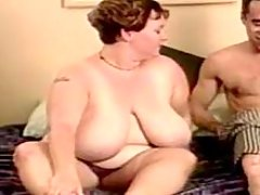 Big BBW Flabby and crazy whore great bbw