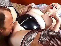 Plump milf and man make oral sex great bbw