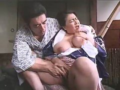 Enormous Asian mom enjoys vibrator great bbw