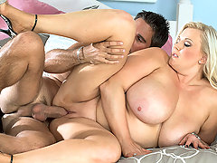 Toni Evans in Wide Load Nymphos great bbw